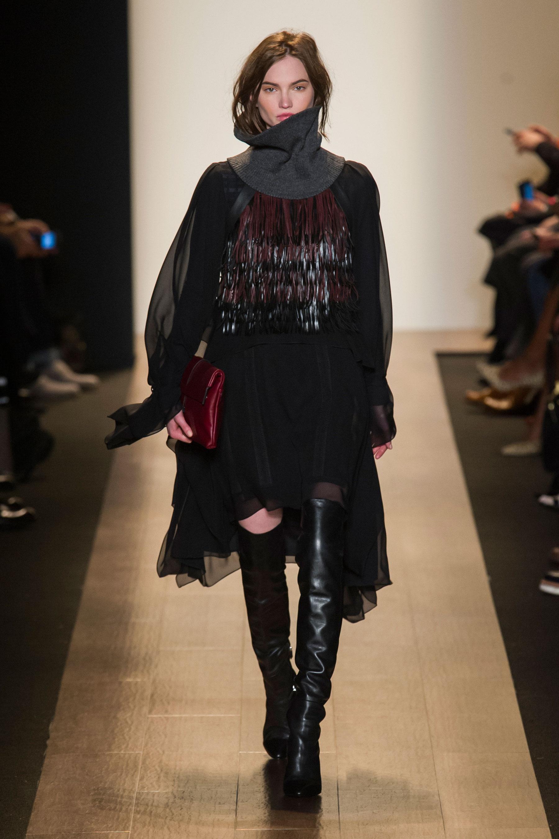 Défilé Bcbg Max Azria automne-hiver 2015-2016, New York - Look 28. Défilé  BCBG Max Azria Prêt-à-porter Automne-hiver 2015-2016 New York - photo 28  Imaxtree dd93a26b91d