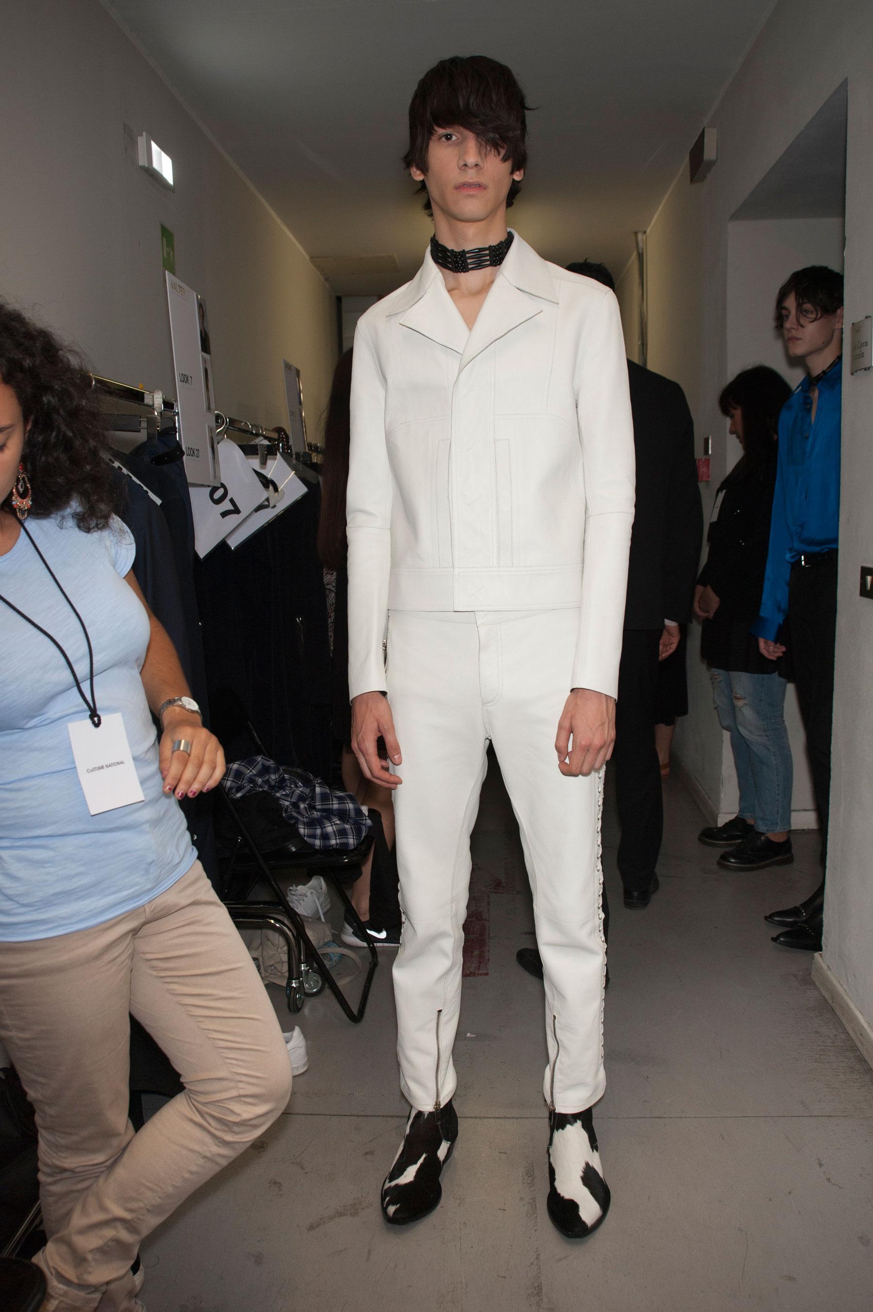 Défilé Costume National Printemps-été 2016 Homme - Madame Figaro fd940bbe3c6