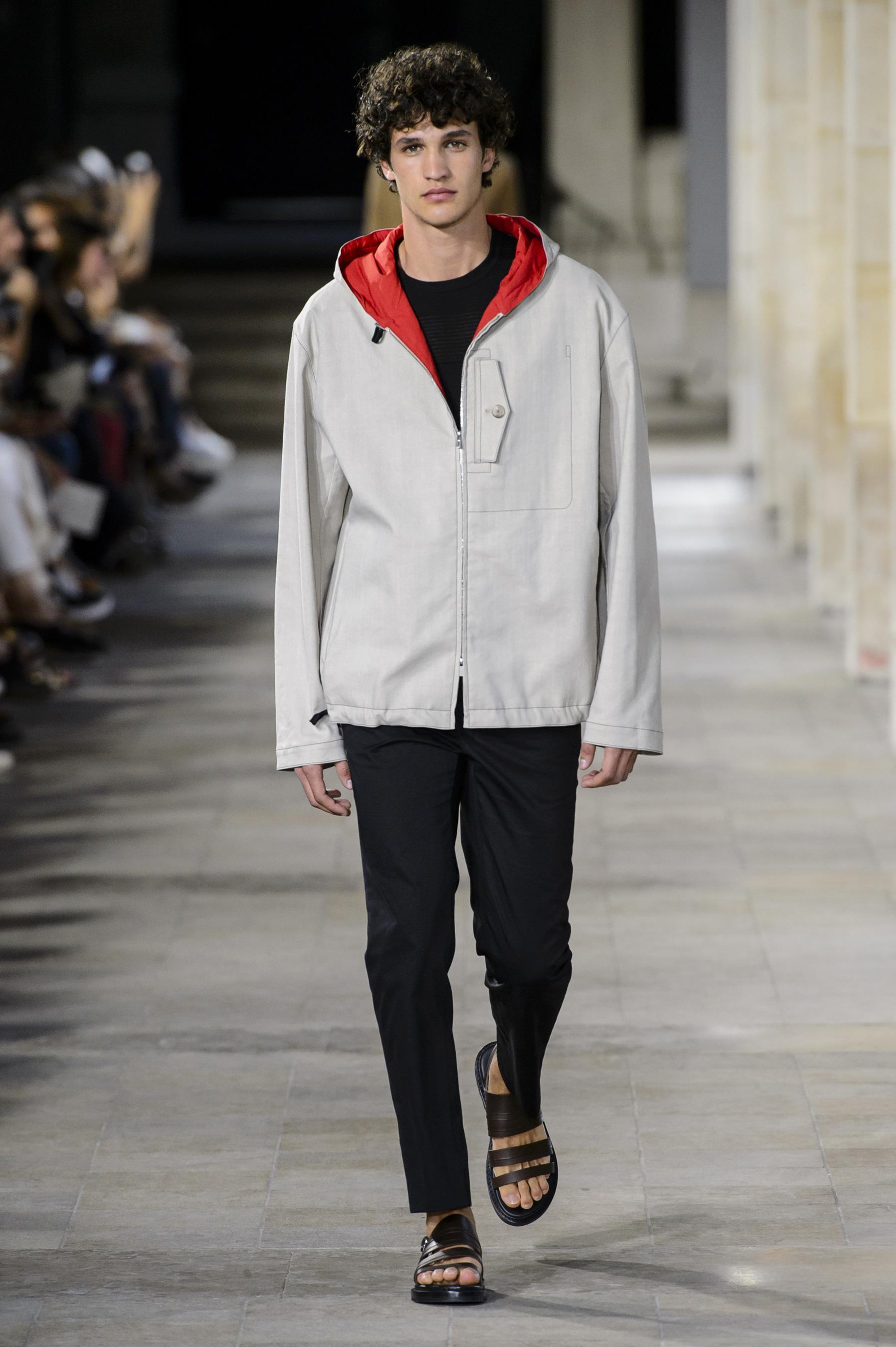 Défilé Hermès printemps-été 2018 Homme - Madame Figaro 2042d706e61