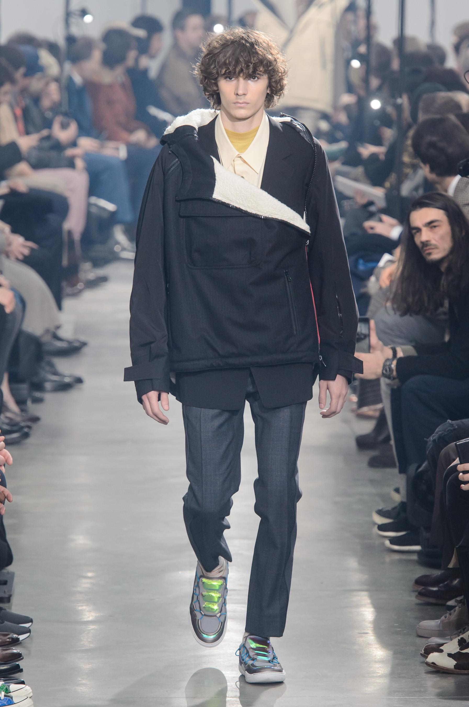 Défilé Lanvin automne-hiver 2018-2019 Homme - Madame Figaro 67ddfbf80ee