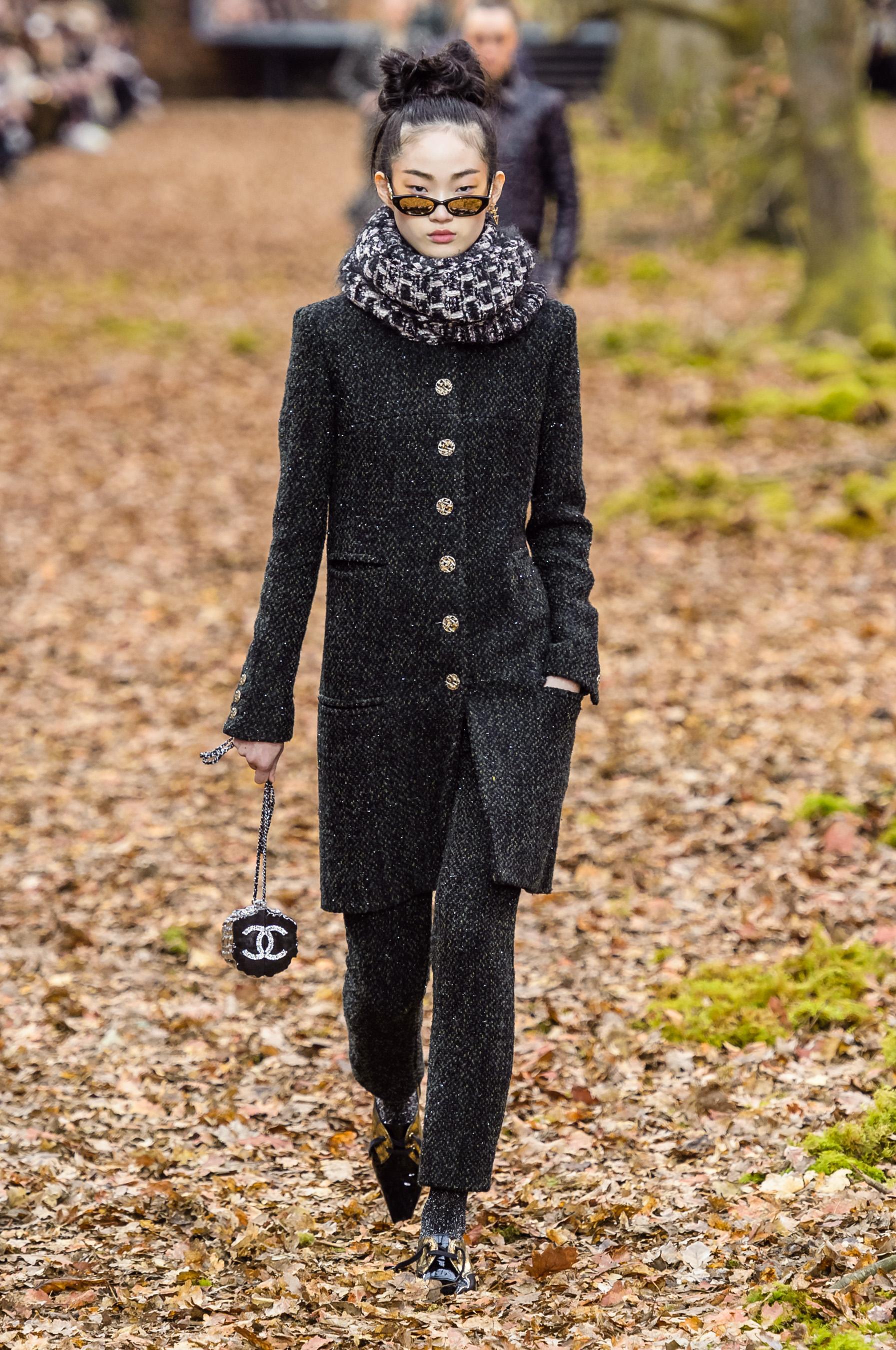 Défilé Chanel automne-hiver 2018-2019 Prêt-à-porter - Madame Figaro a1a5deafb0a