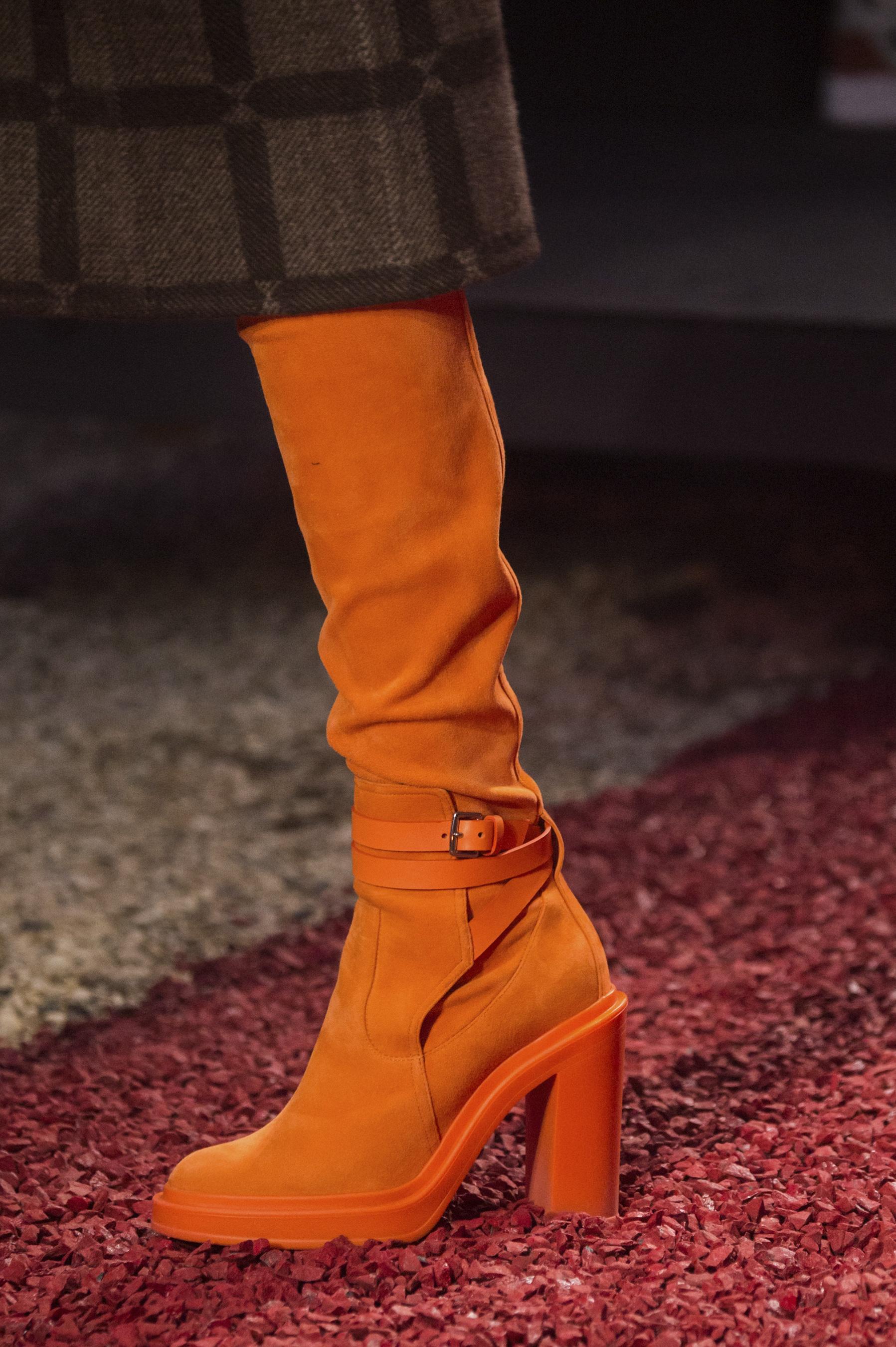 Défilé Hermès automne-hiver 2018-2019 Prêt-à-porter - Madame Figaro 3cd96327cb9