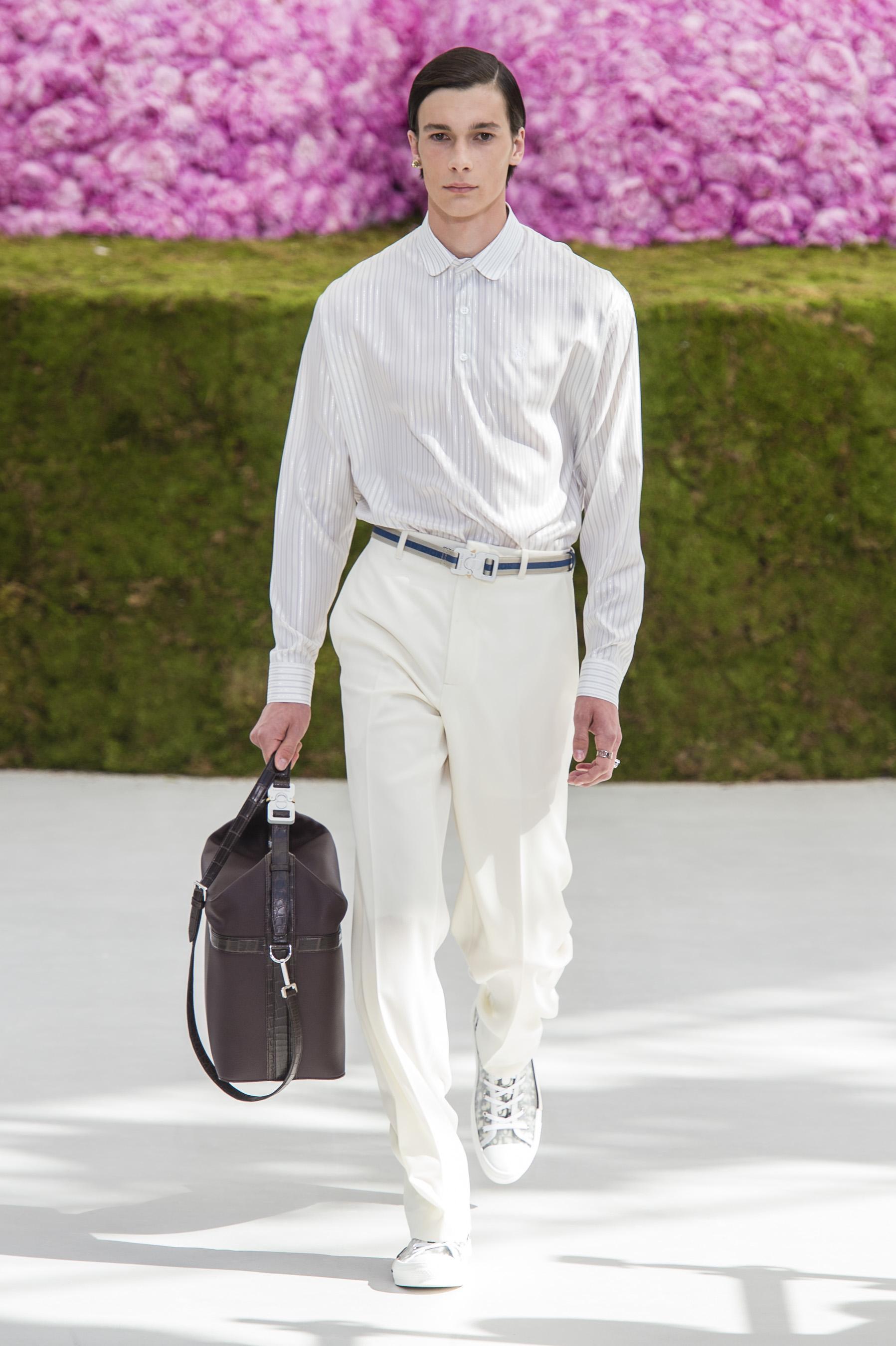 9b90515c5522 Défilé Dior Homme printemps-été 2019 Homme - Madame Figaro