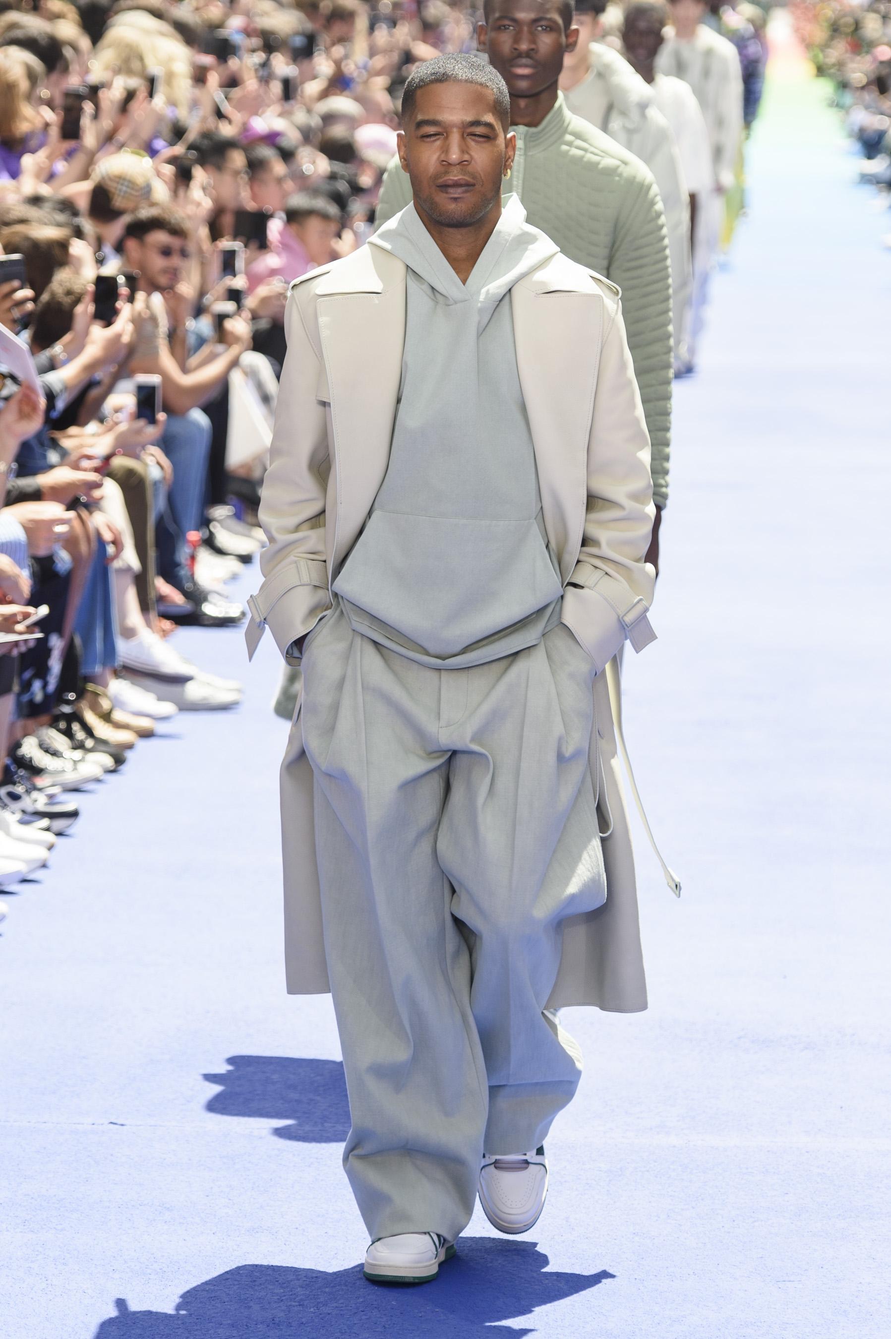Défilé Louis Vuitton printemps-été 2019 Homme - Madame Figaro c2b74269ee8