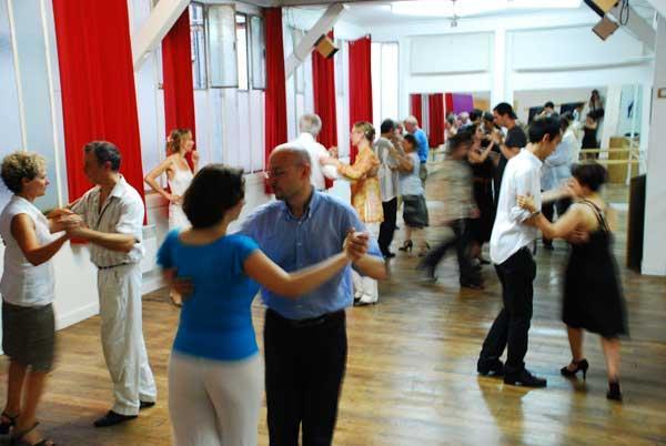 Site de rencontre tango tango