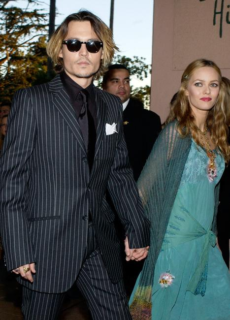Johnny Depp : Il parle de sa rencontre avec Vanessa Paradis