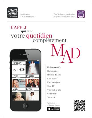 madame figaro lue meilleure application d 39 information madame figaro. Black Bedroom Furniture Sets. Home Design Ideas