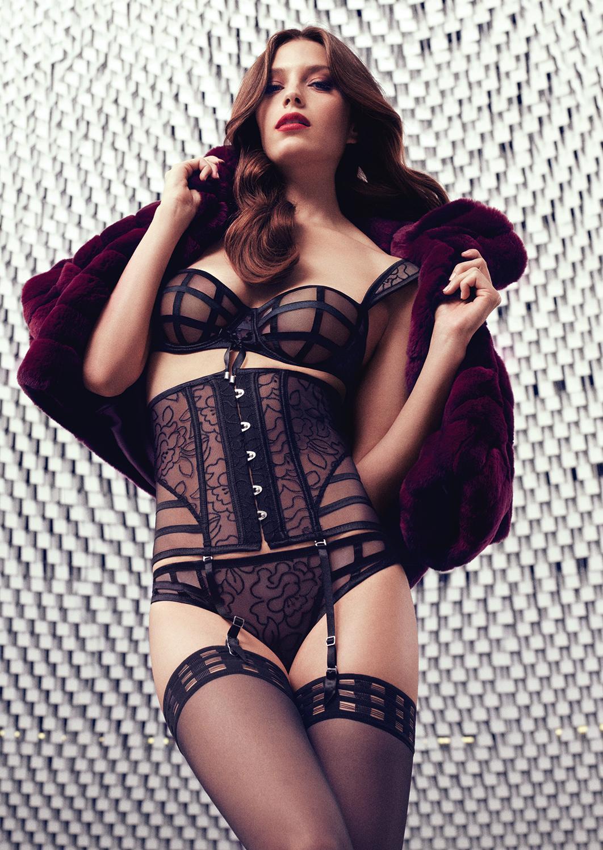 Le charme discret des dessous sexy - Madame Figaro 3c575c0b3