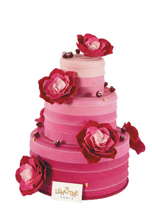 le notre wedding cakes g 226 teaux 224 grand spectacle madame figaro 16814