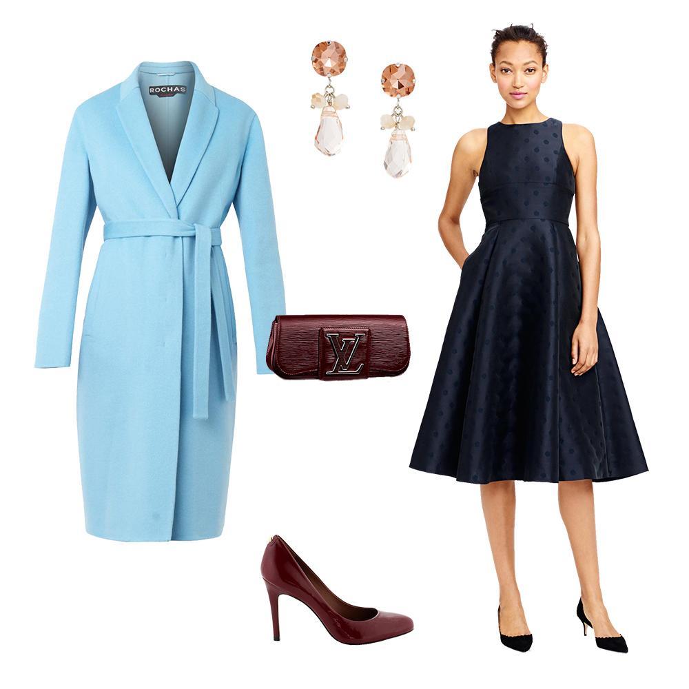 pour choisir une robe robe soiree pour mariage hiver. Black Bedroom Furniture Sets. Home Design Ideas