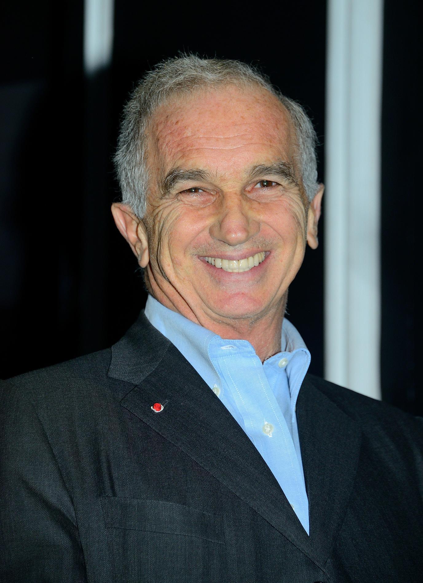 Alain Terzian net worth
