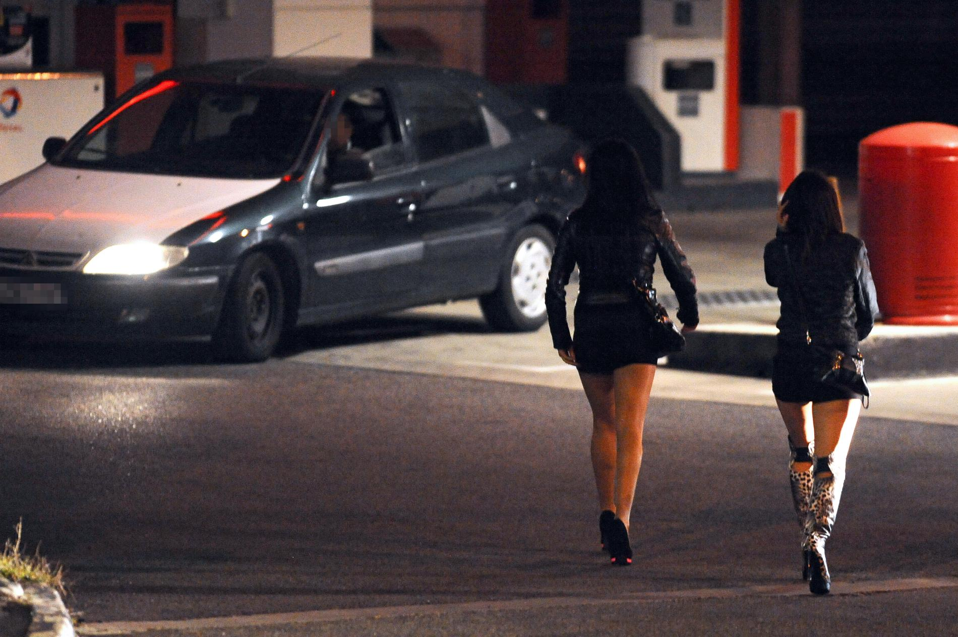 nuit avec une prostituée