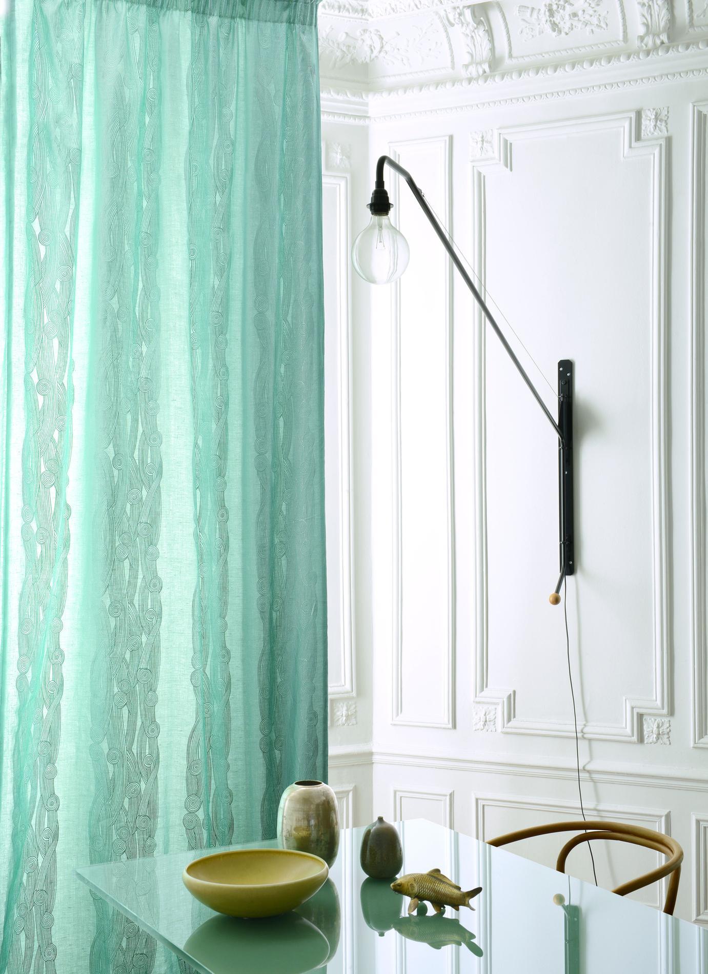 rideaux 20 nouveaut s pour habiller ses fen tres avec. Black Bedroom Furniture Sets. Home Design Ideas