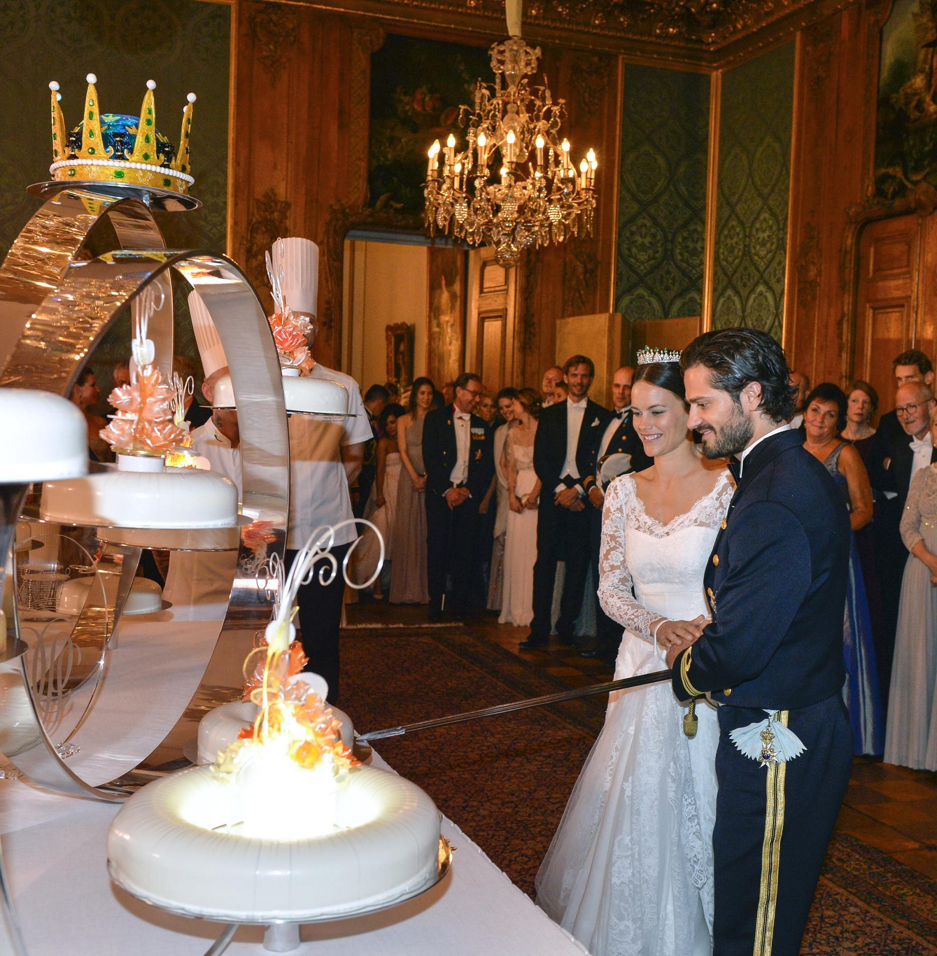 carl philip mariage