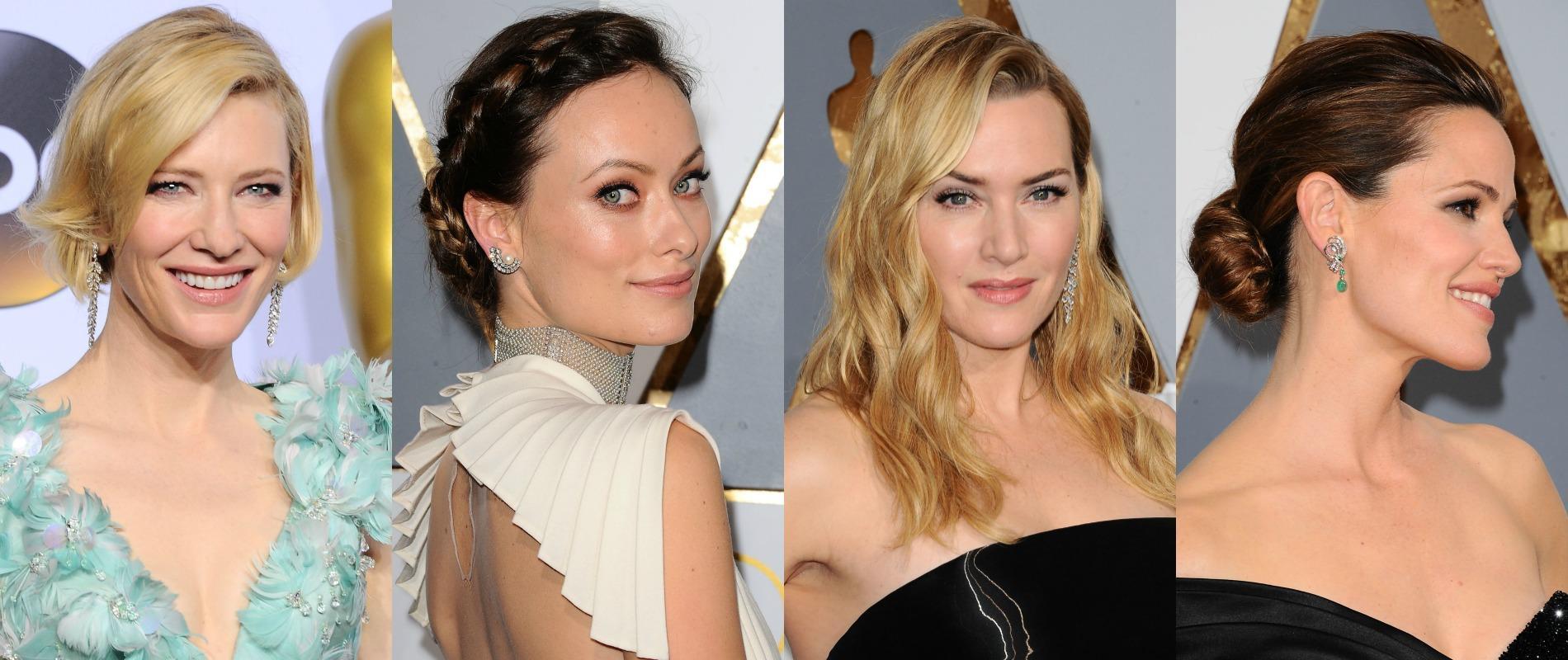 Les coiffures des Oscars 2016 les plus inspirantes