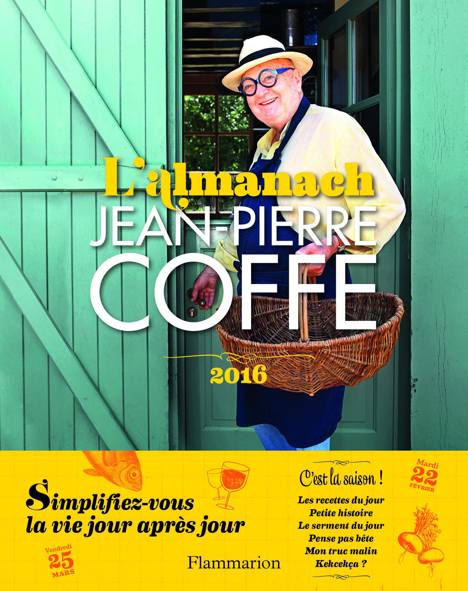 Les Dernieres Recettes De Jean Pierre Coffe Madame Figaro