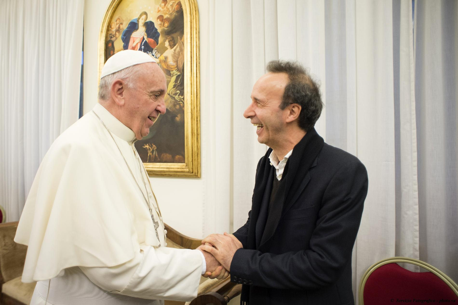 rencontrer le pape à rome