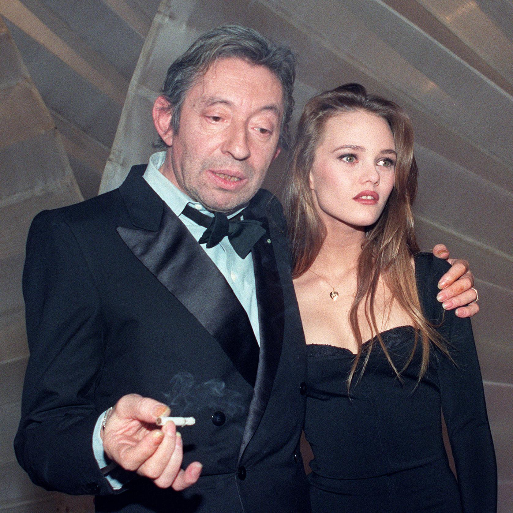 Serge Gainsbourg et les femmes de sa vie - Madame Figaro ванесса паради