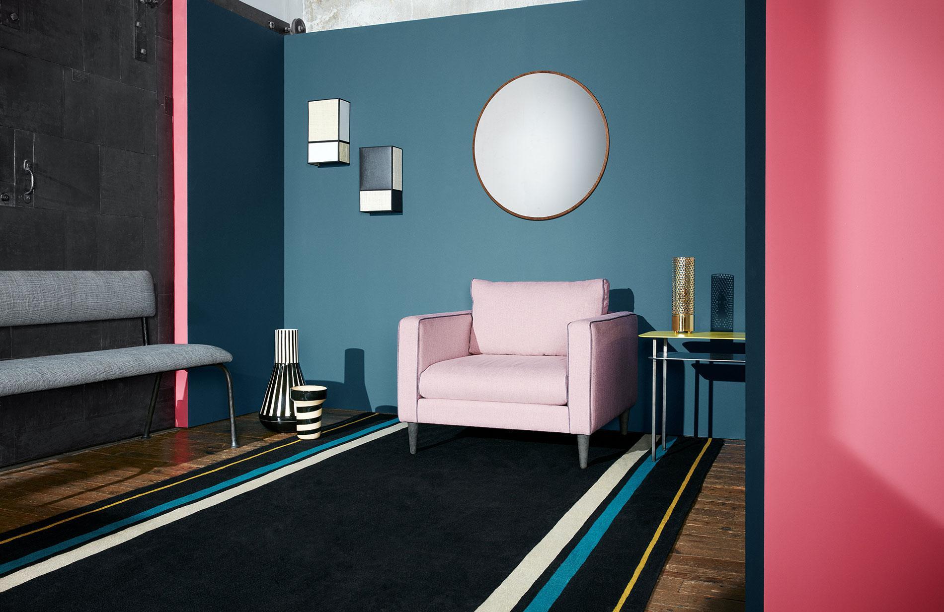 sp cial d co avec sarah lavoine dito coulisses et interview vid o madame figaro. Black Bedroom Furniture Sets. Home Design Ideas