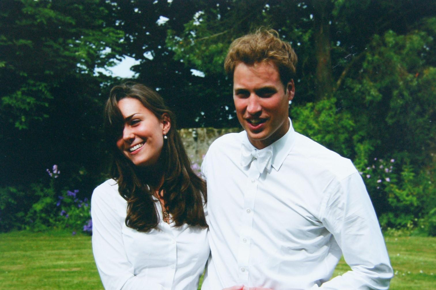 Kate middleton et william leur rencontre