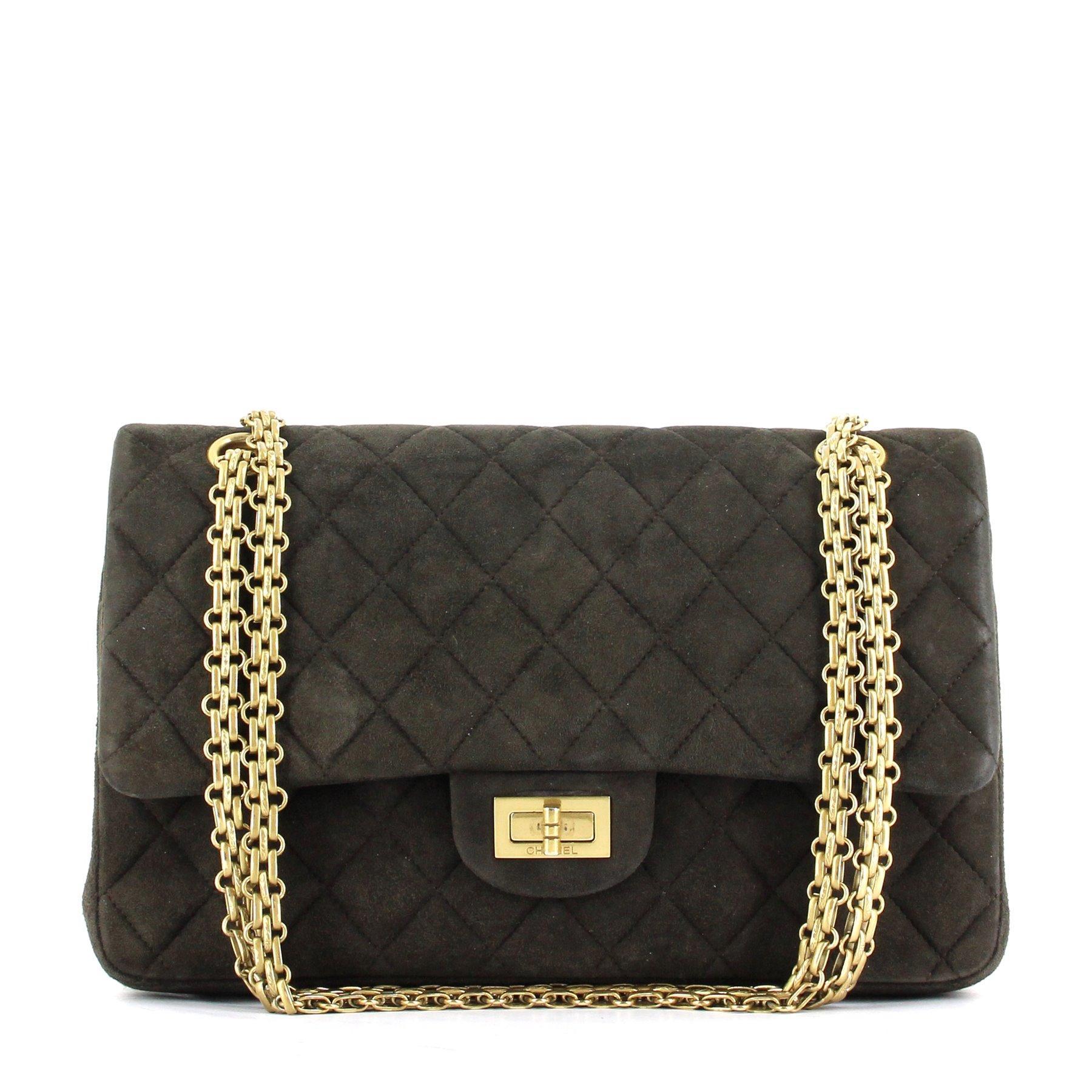 Photo presse Collector Square Les multiples visages du sac à main 2.55 de  Chanel ... e1de54d6671