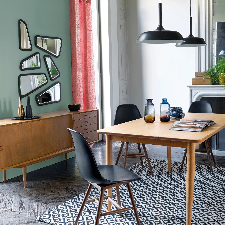astuces dco pour offrir quelques mtres carrs virtuels aux pices trop triques with comment. Black Bedroom Furniture Sets. Home Design Ideas