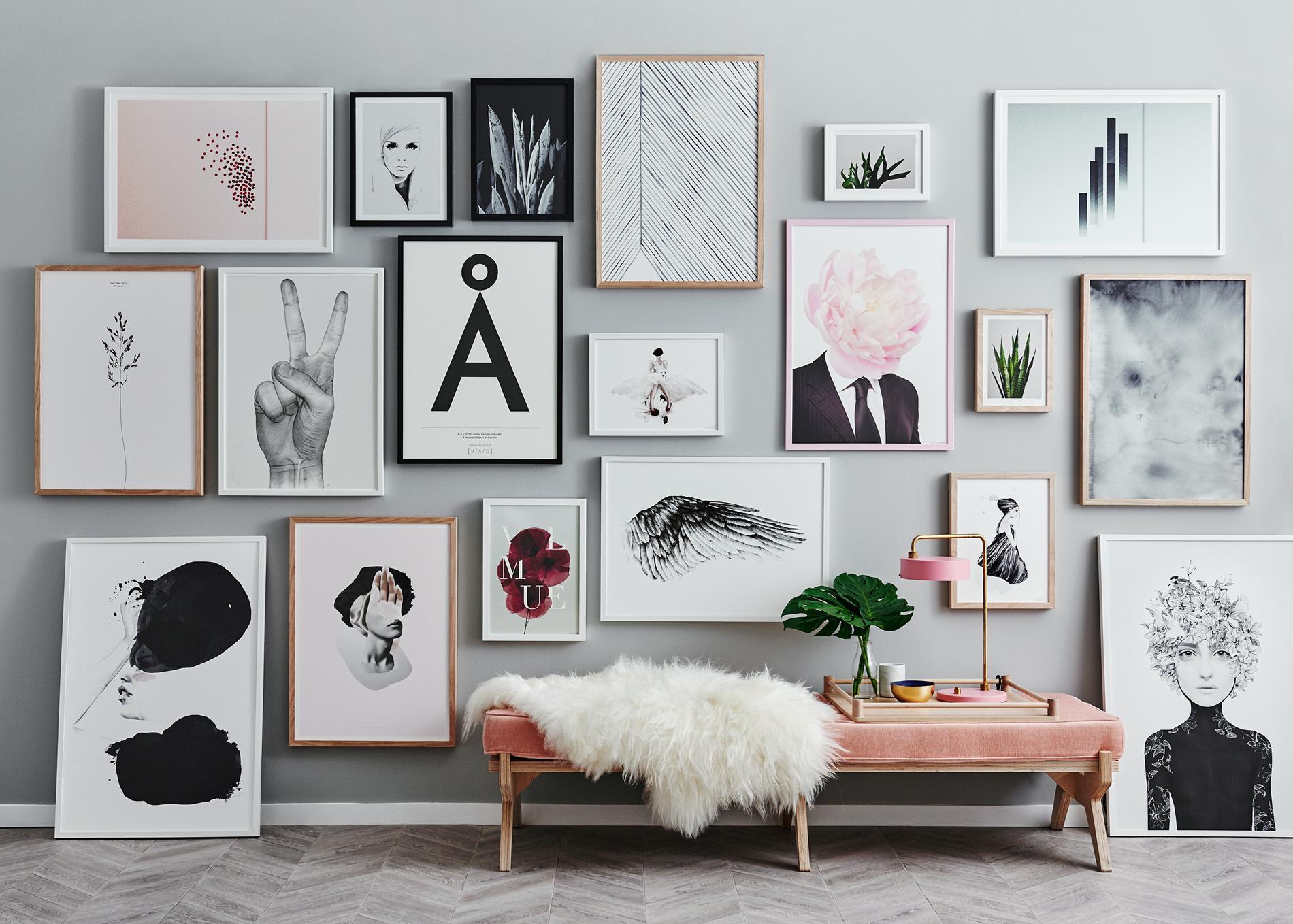 cinq conseils emprunter au home staging pour refaire sa. Black Bedroom Furniture Sets. Home Design Ideas