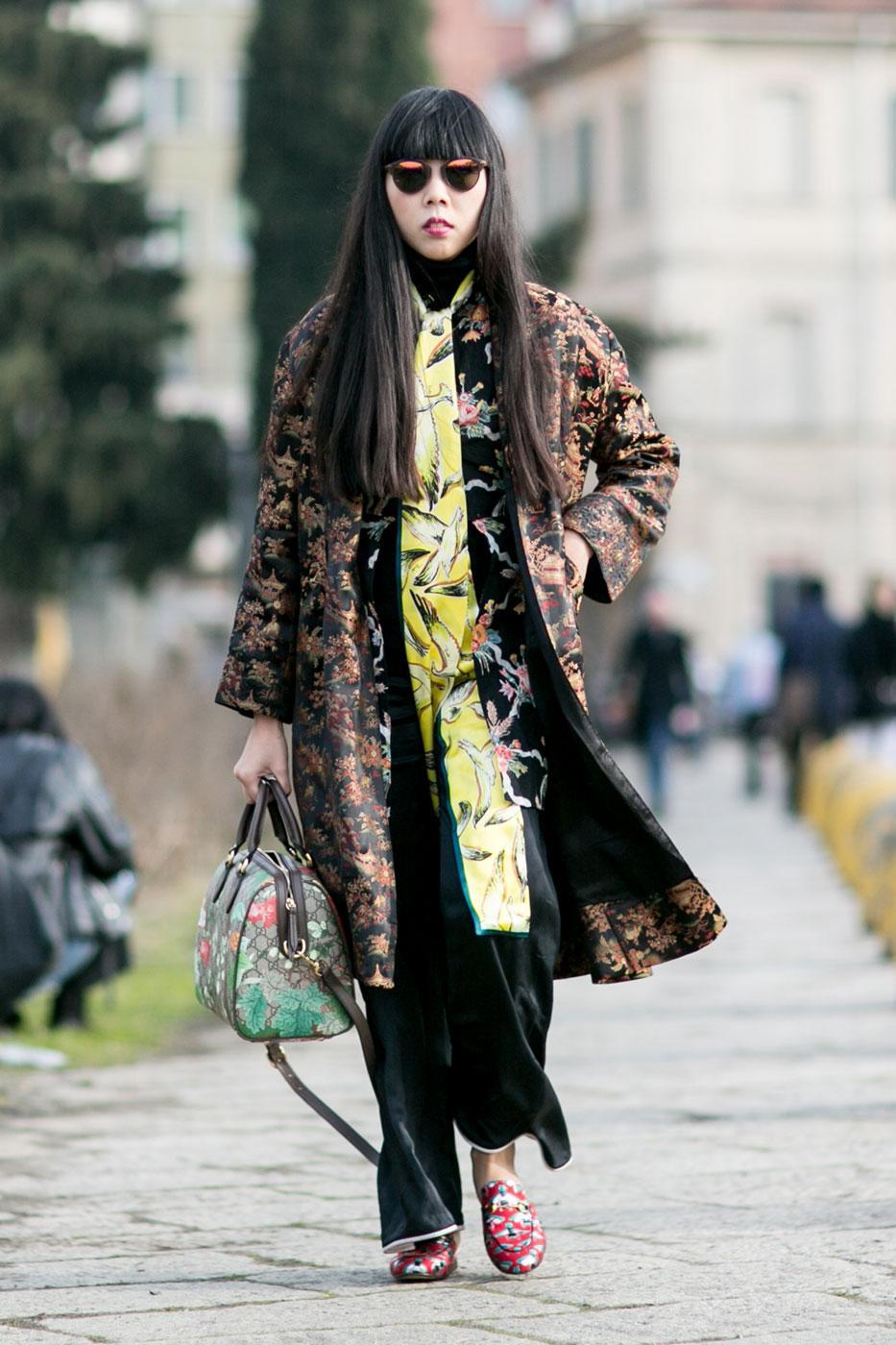 Lavallière Comment continuer de porter le foulard de notre été   Esprit  orientaliste ... a57498b8c27