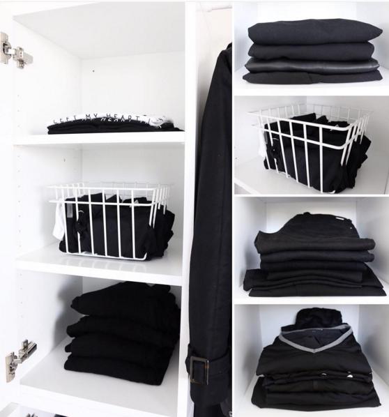 La Garde Robe Minimaliste Simplifiez Vous La Vie Grâce à Vos