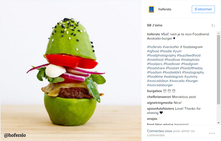 Le burger avocat la folie culinaire qui agite la toile - Comment cuisiner un avocat ...