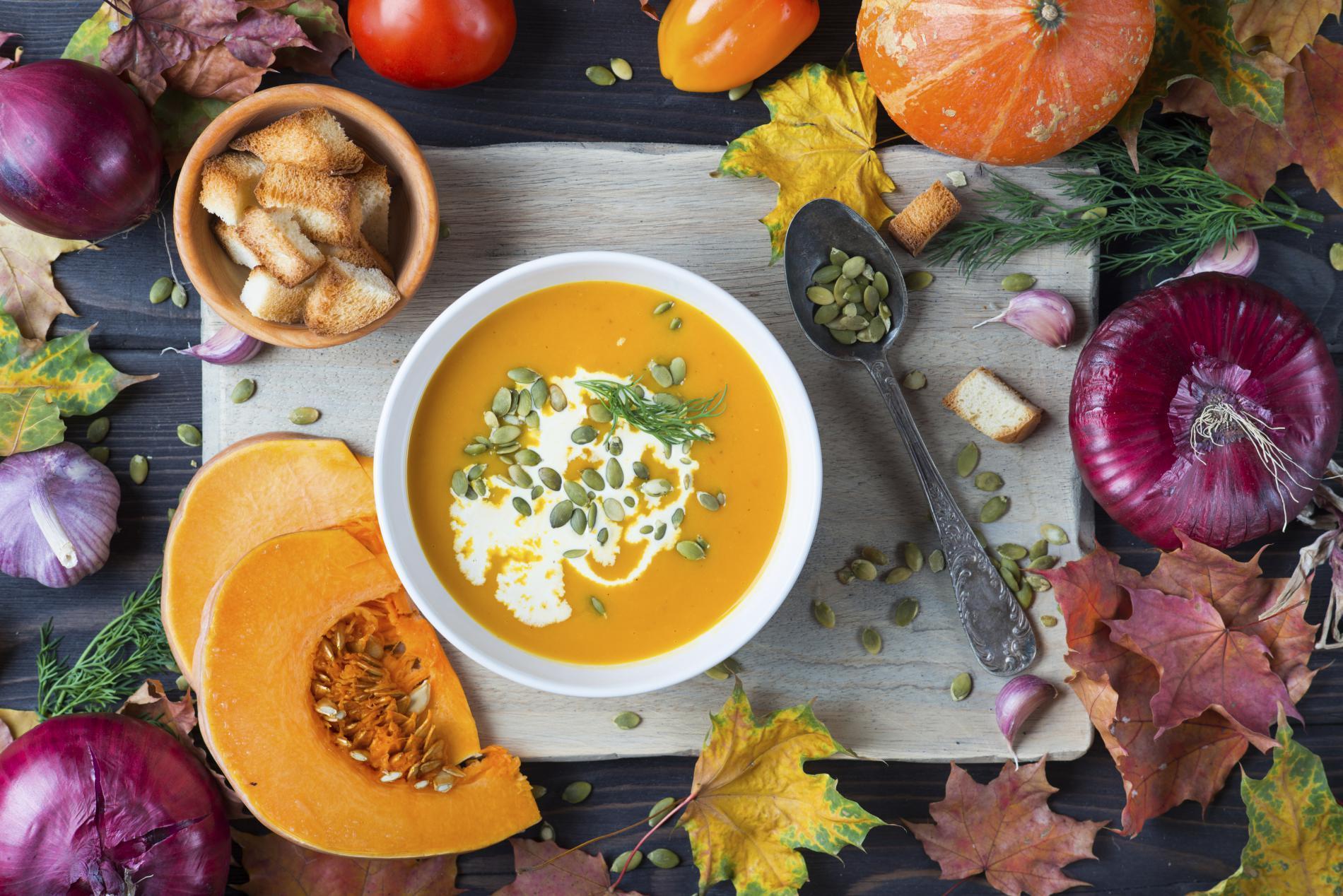 Nos 12 recettes pour profiter de l automne en douceur - Recette de cuisine pour l hiver ...