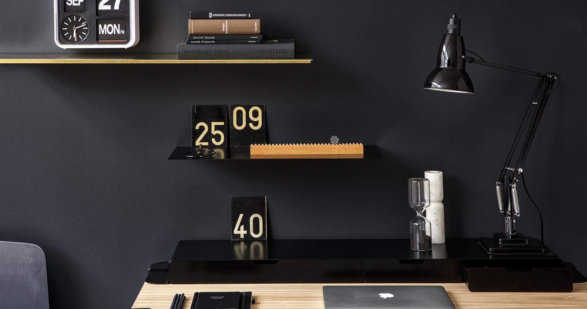 ces accessoires qui nous simplifient la vie de bureau. Black Bedroom Furniture Sets. Home Design Ideas