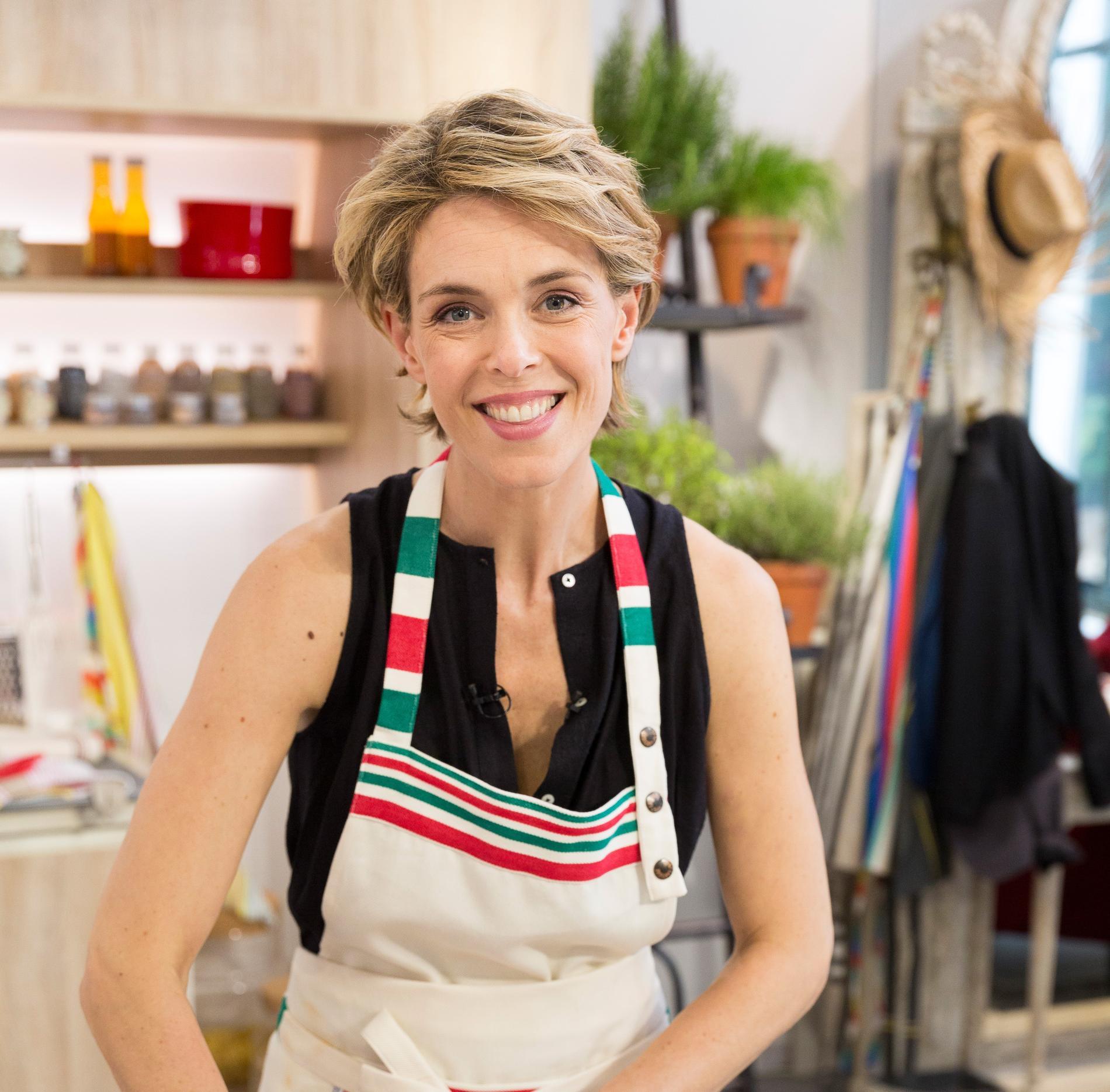 julie andrieu star de la rentr e culinaire cuisine madame. Black Bedroom Furniture Sets. Home Design Ideas