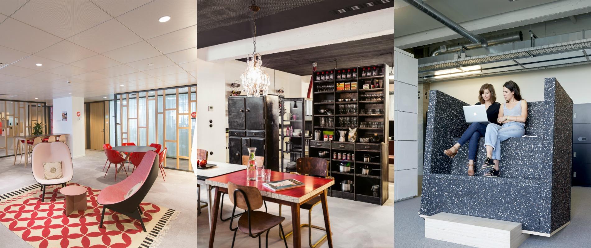 au bureau comme la maison la r volution du lieu de travail madame figaro. Black Bedroom Furniture Sets. Home Design Ideas