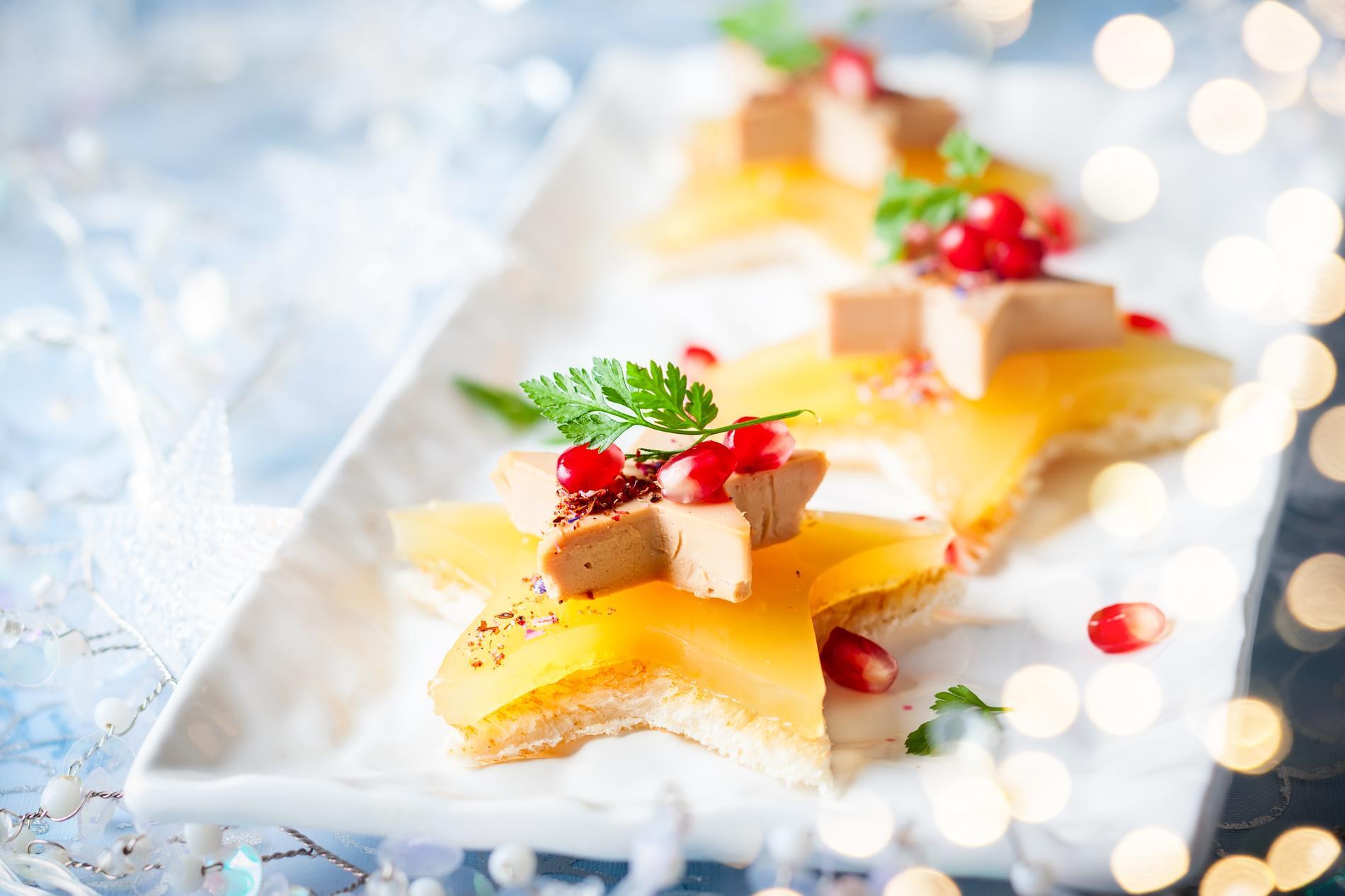 foie gras escargots saumon 15 recettes d 39 entr es chics. Black Bedroom Furniture Sets. Home Design Ideas