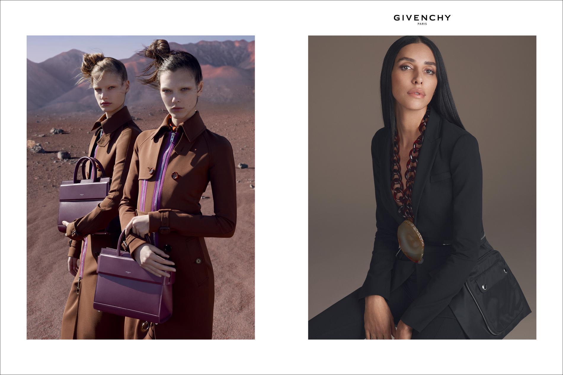... Les plus belles campagnes mode printemps-été 2017 - Givenchy ... a374f611d62