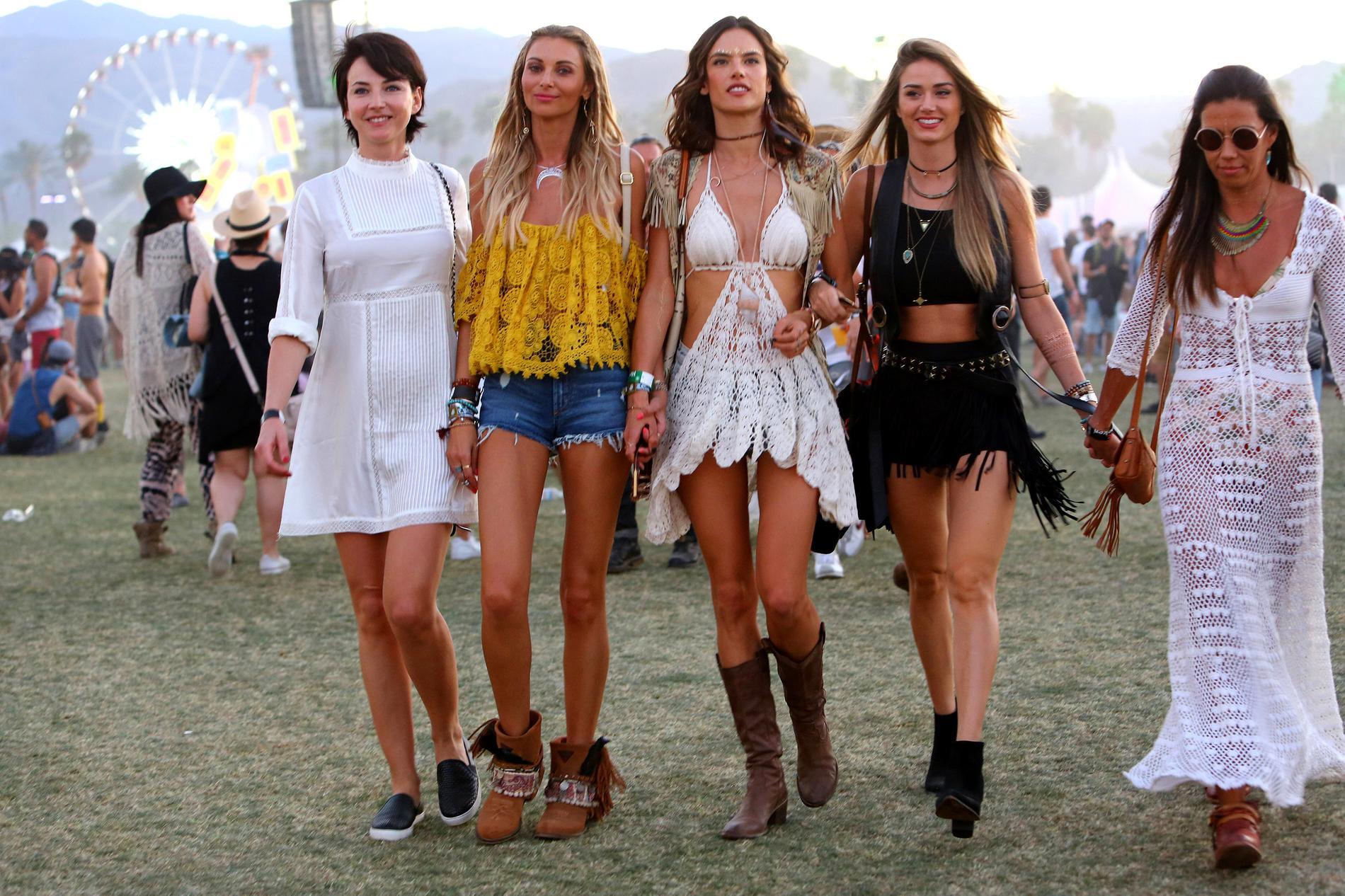 Look des stars au festival de Coachella : sapé comme jamais !