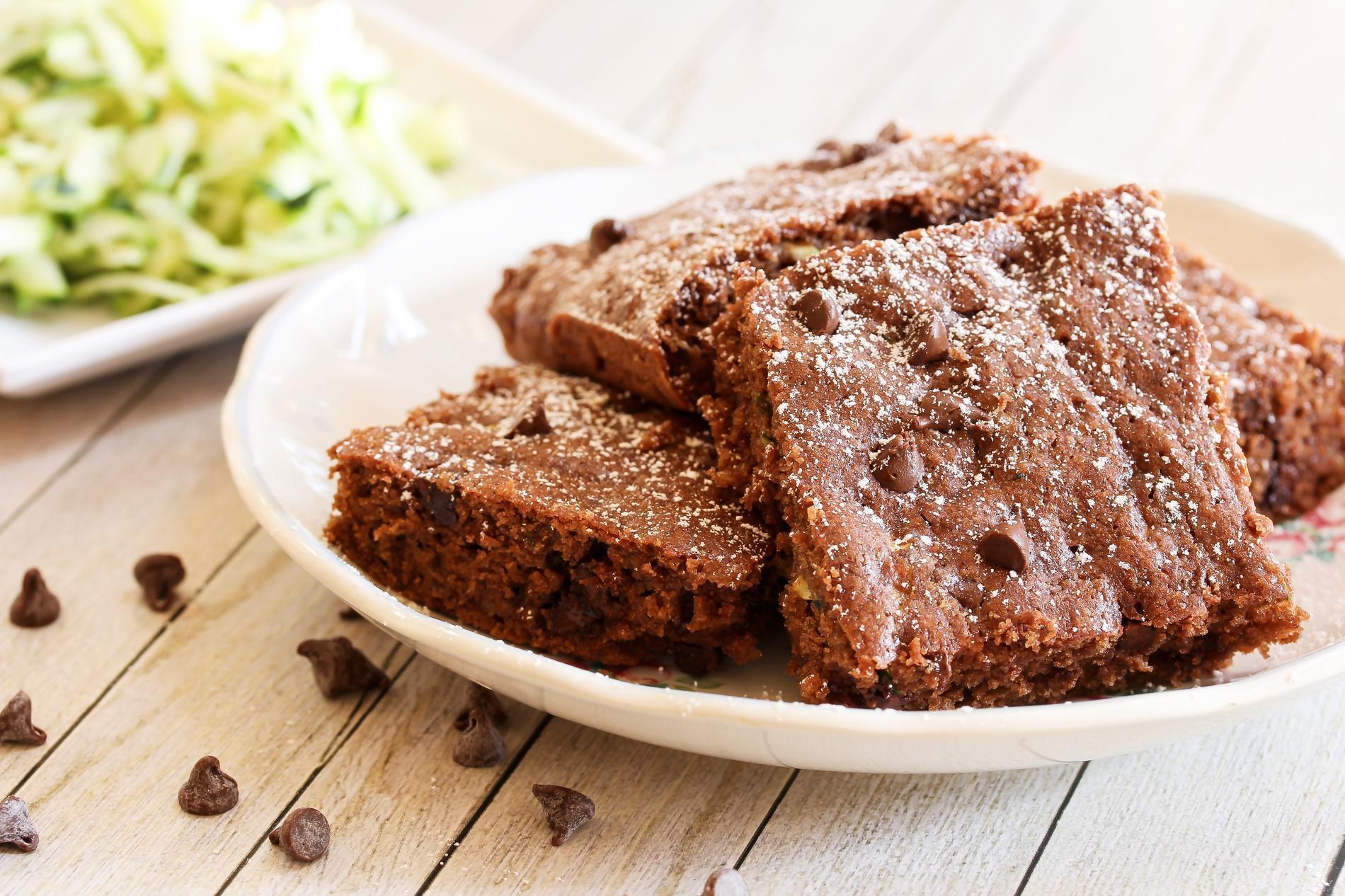 Cake Courgette Potiron