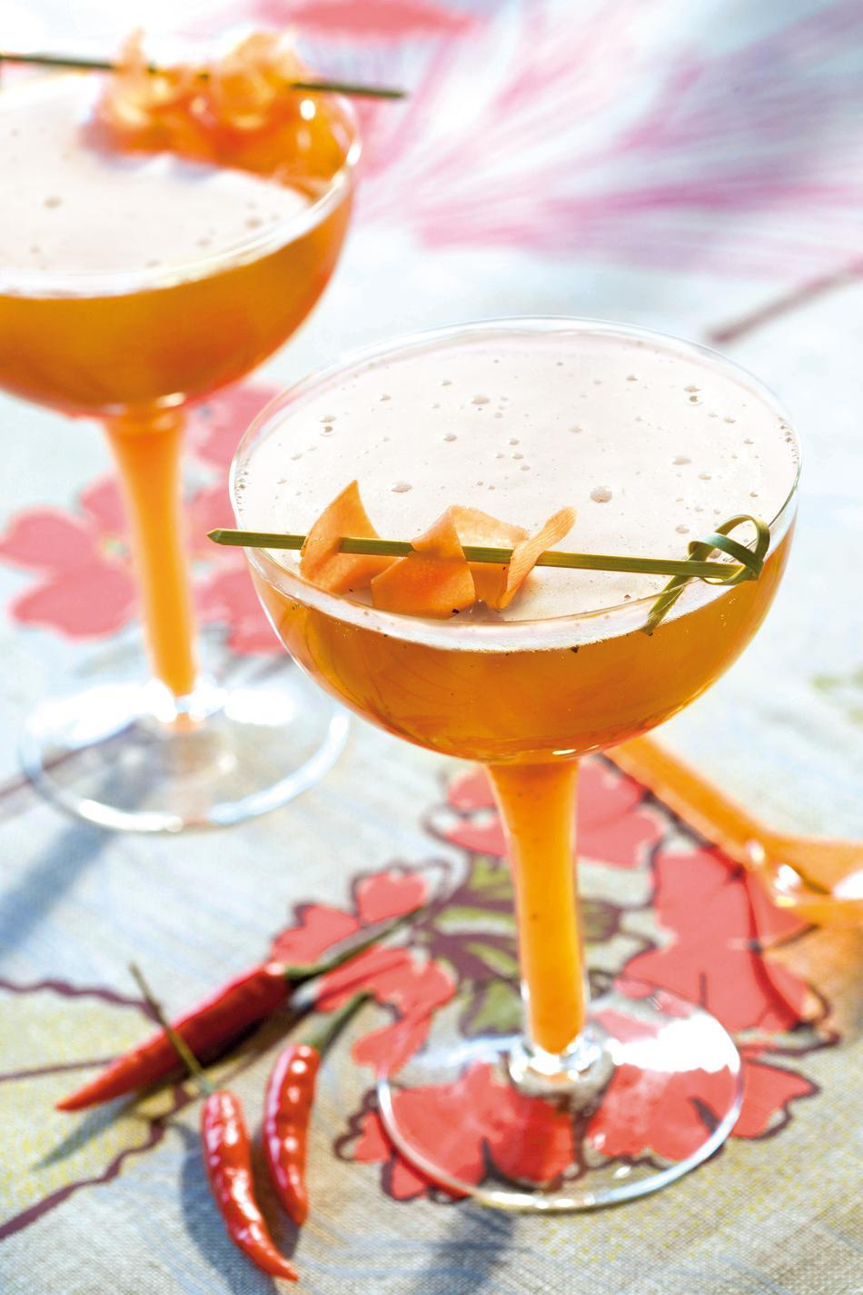5 Idees De Cocktails Sans Alcool Cuisine Madame Figaro