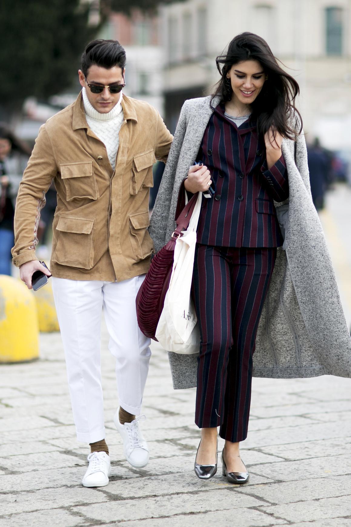 4e2def535e96 Comment porter la veste cet hiver   - Madame Figaro