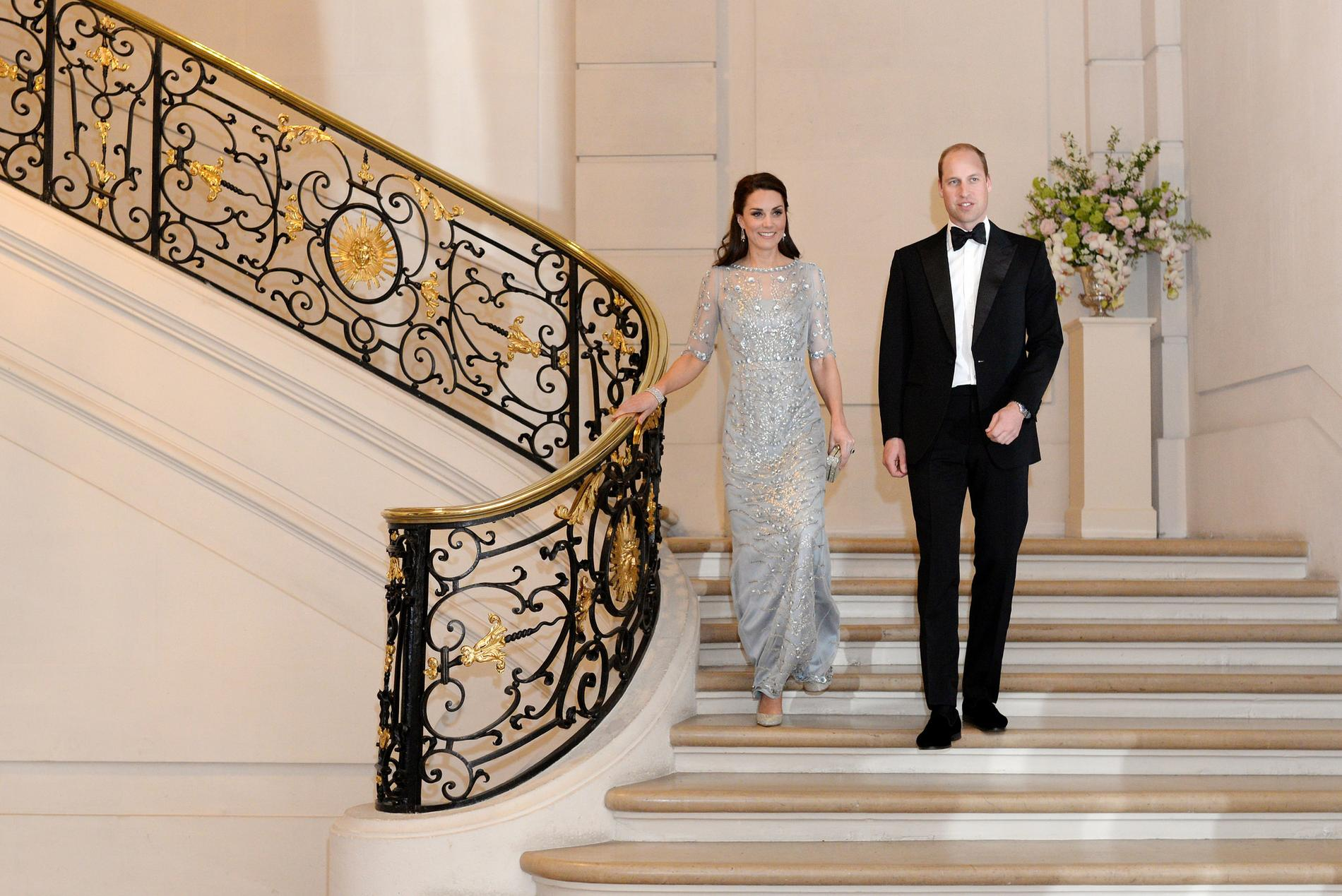 william and kate rencontre
