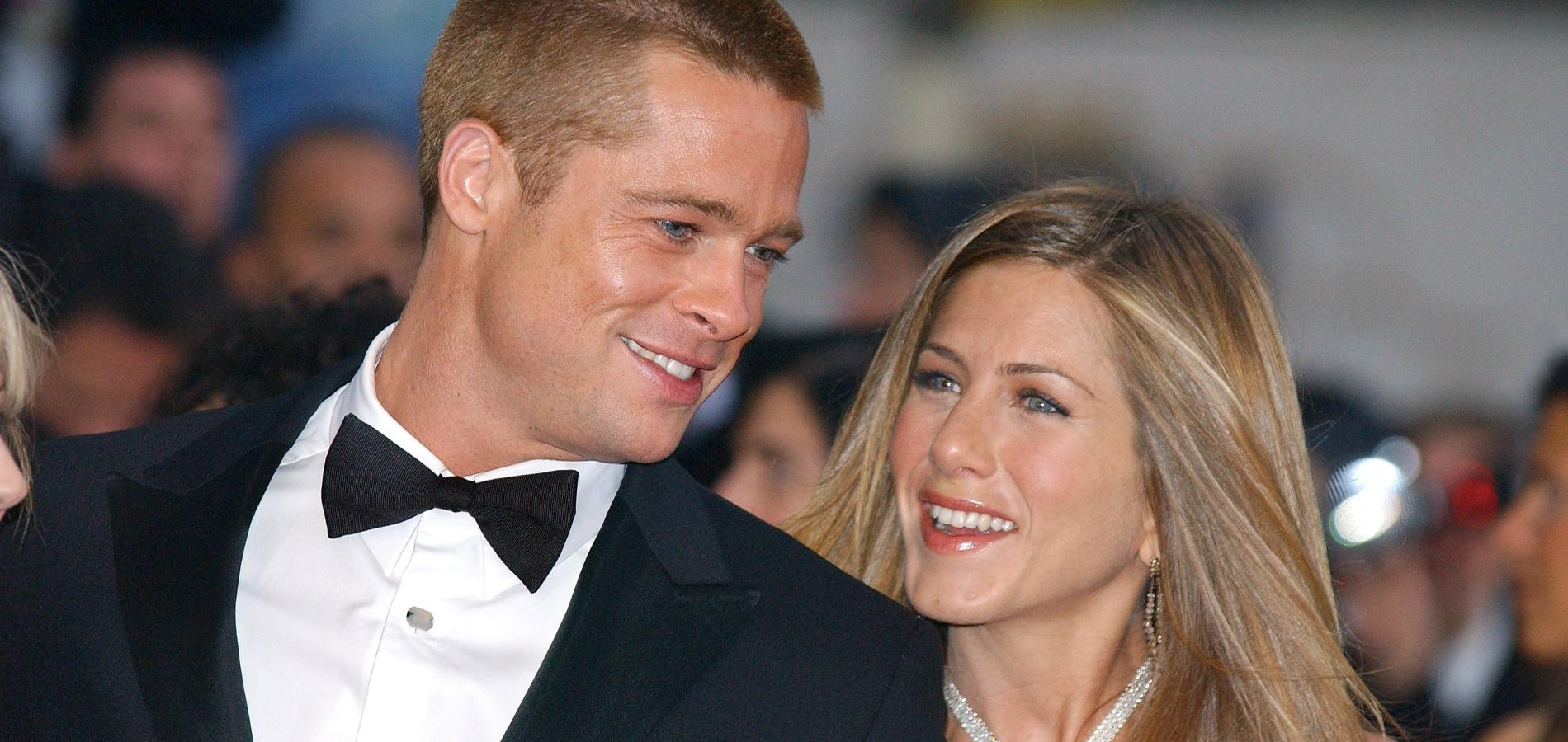 jennifer aniston brad pitt rencontre