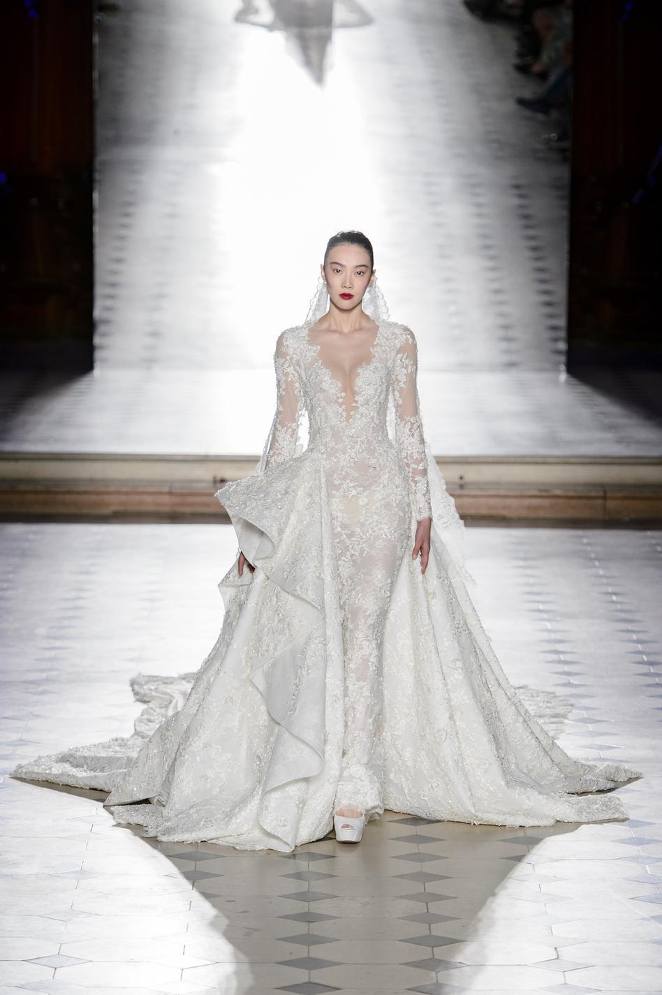 Robe de mariee chanel