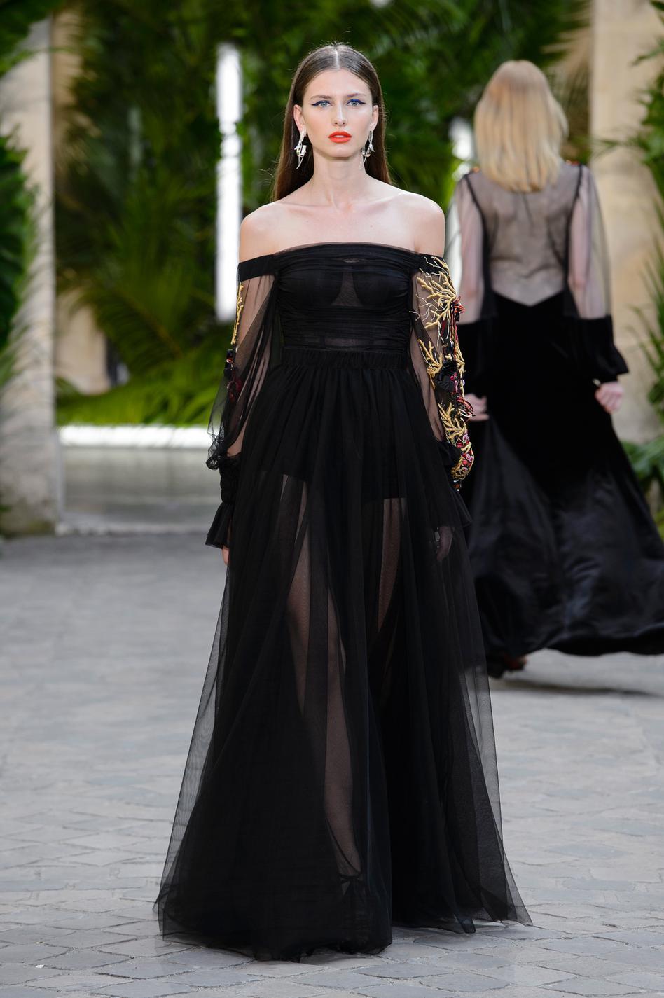 d1f3049e5c6 Haute couture 2018 les robes de rêve