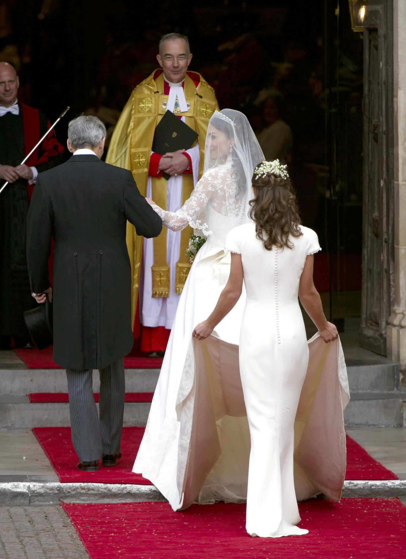 Robe de marie de kate middleton – Modèles