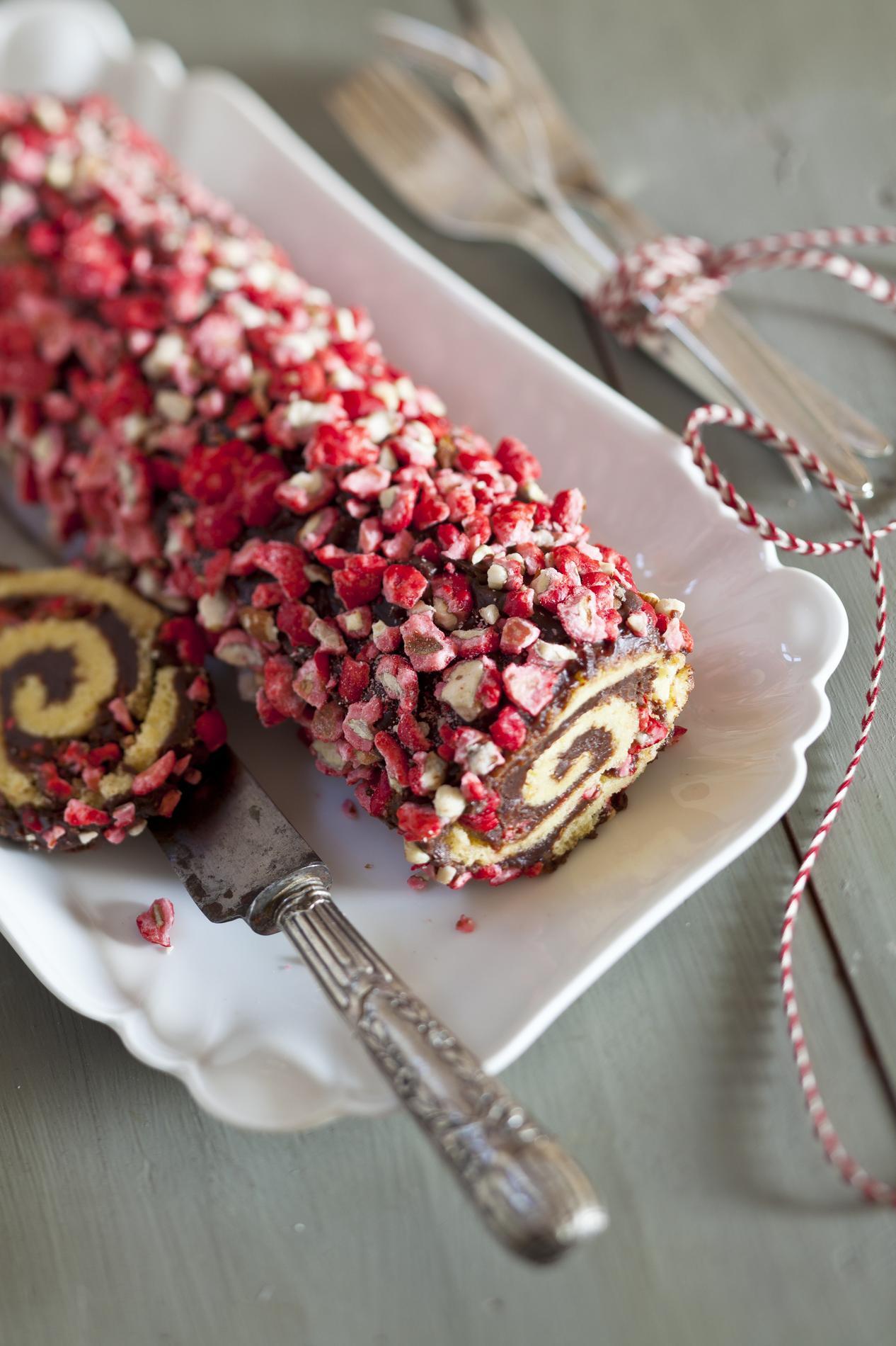 Dessert Noel Recettes Faciles Et Rapides Cuisine Madame Figaro