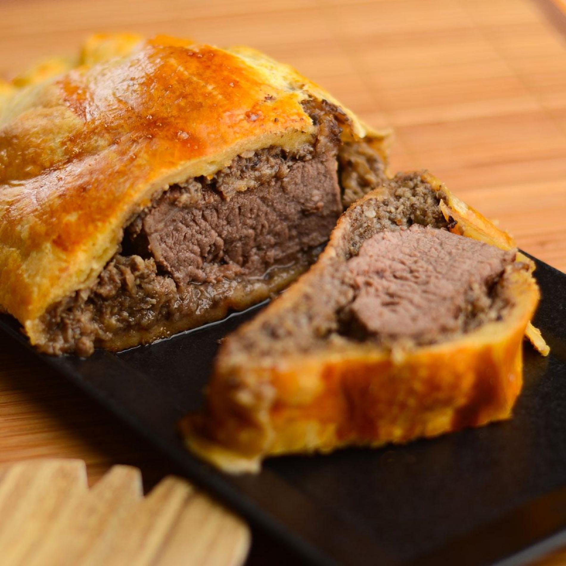 Recette Bœuf Wellington Cuisine Madame Figaro