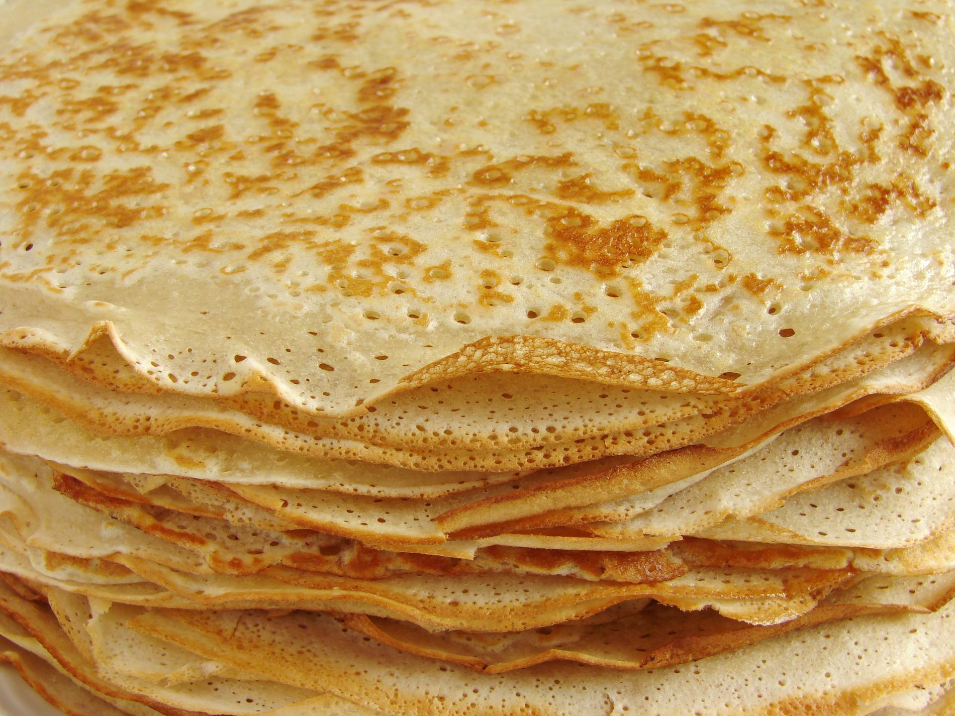 Recette Pate A Crepes Sucree Facile Et Rapide Cuisine Madame Figaro