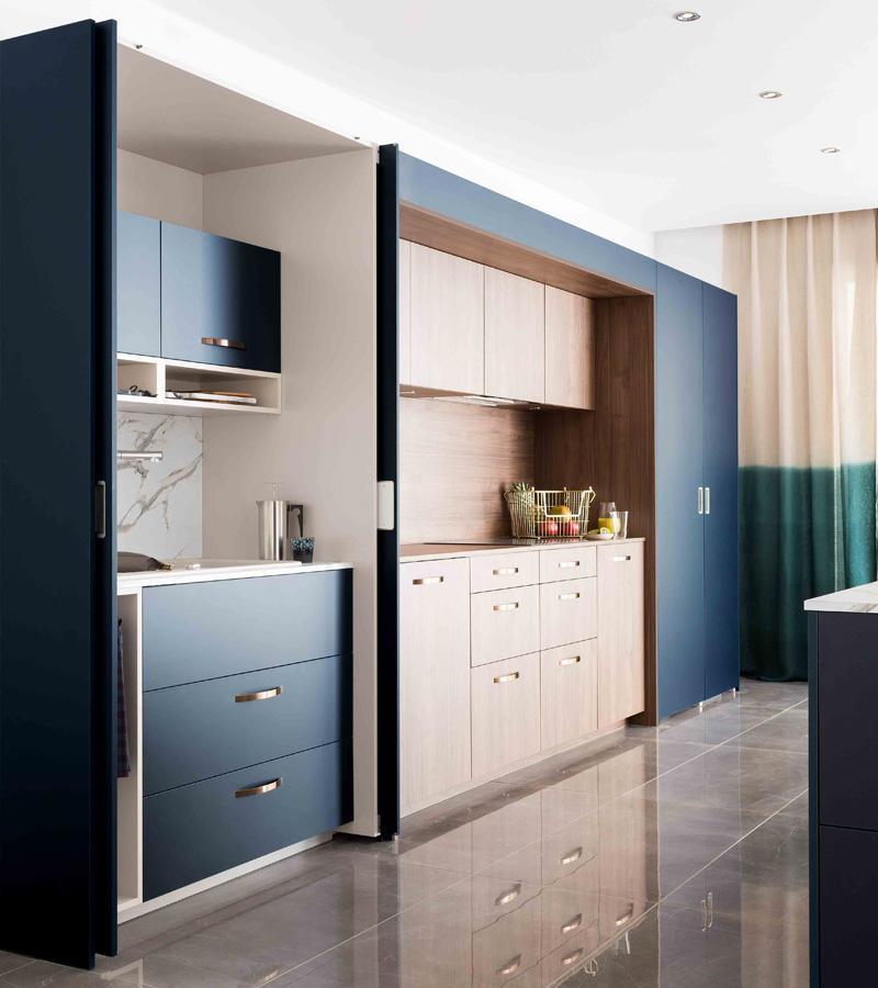 am nager une petite cuisine en longueur pyp46 slabtownrib. Black Bedroom Furniture Sets. Home Design Ideas