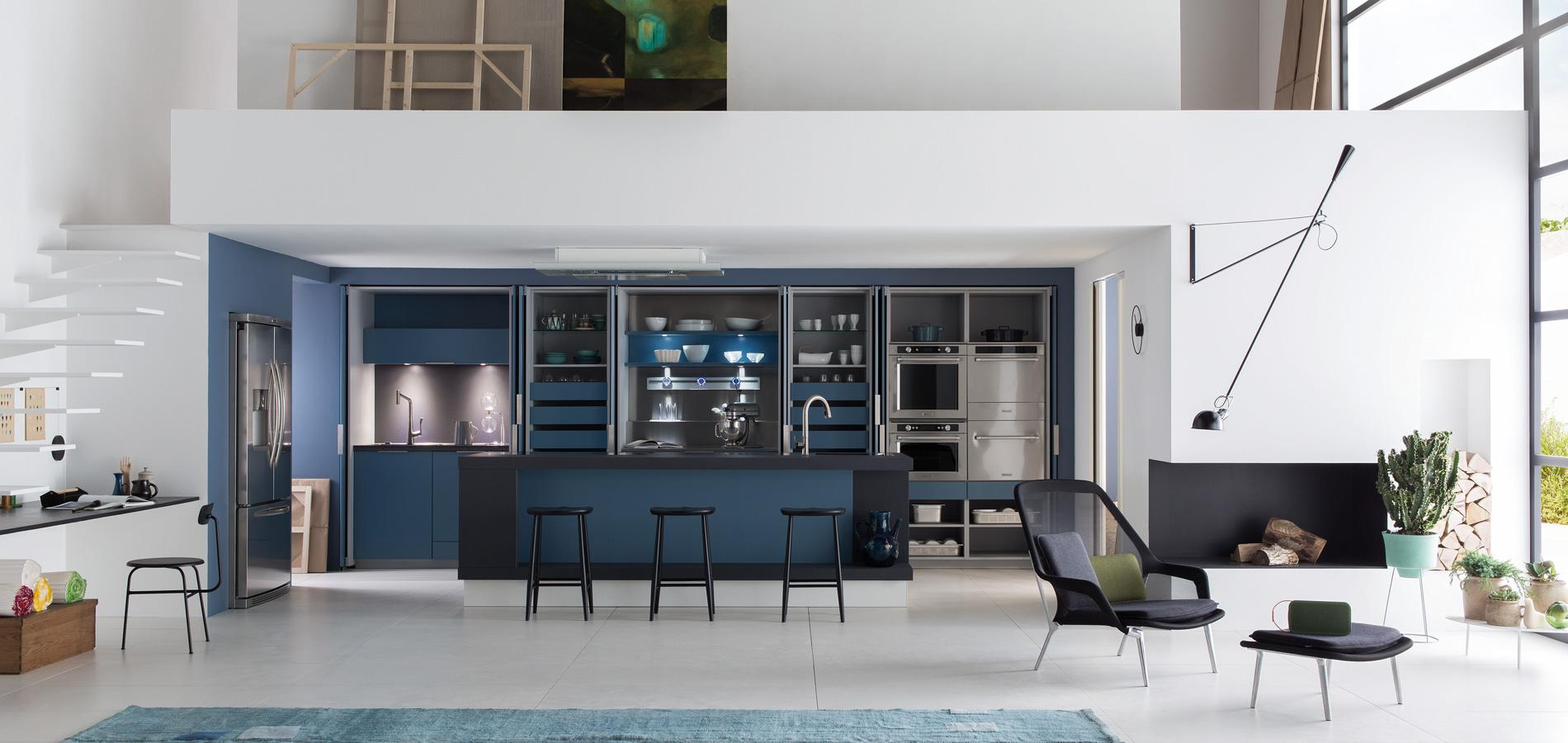 stunning comment am nager une cuisine pictures. Black Bedroom Furniture Sets. Home Design Ideas